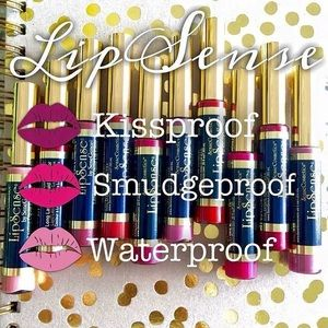 SeneGence Makeup - Currant LipSense 💋🍁
